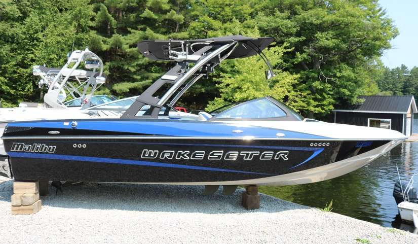 Pre-Owned 2014 Malibu Wakesetter 21 VLX WAKEBOARD TOWER - BALLAST TANKS SURF SYSTEM