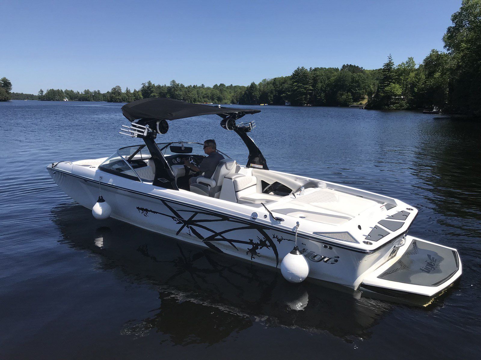 Pre-Owned 2013 Tige RZ4 WATERSPORTS