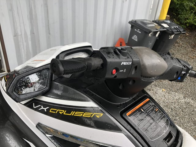 Pre-Owned 2017 YAMAHA VX ONLY 10.8 HOURS