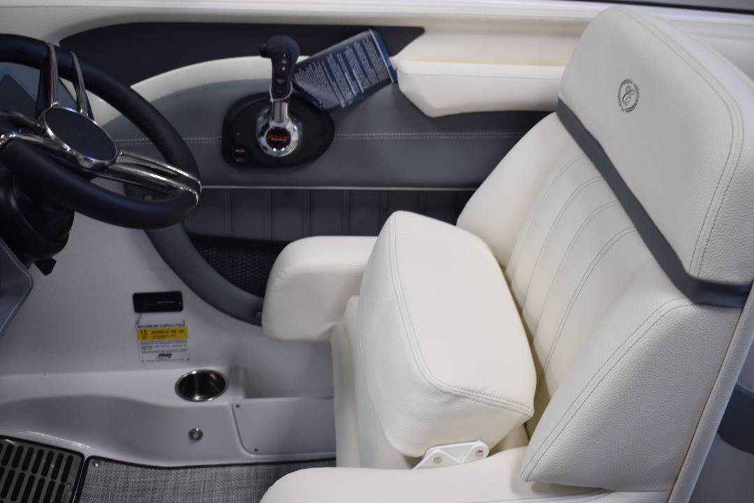 New 2020 Cobalt 25SC OUTBOARD - HEAD COMPARTMENT