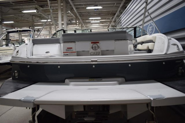 New 2019 Cobalt CS22 BIMINI TOP - FENDER CLIPS