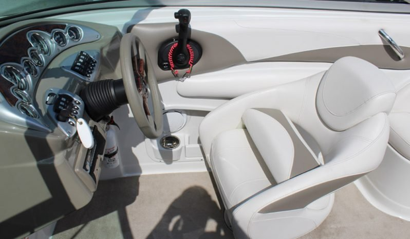 Pre-Owned 2008 Crownline 23SS BIMINI TOP - BOW & COCKPIT CARPETS