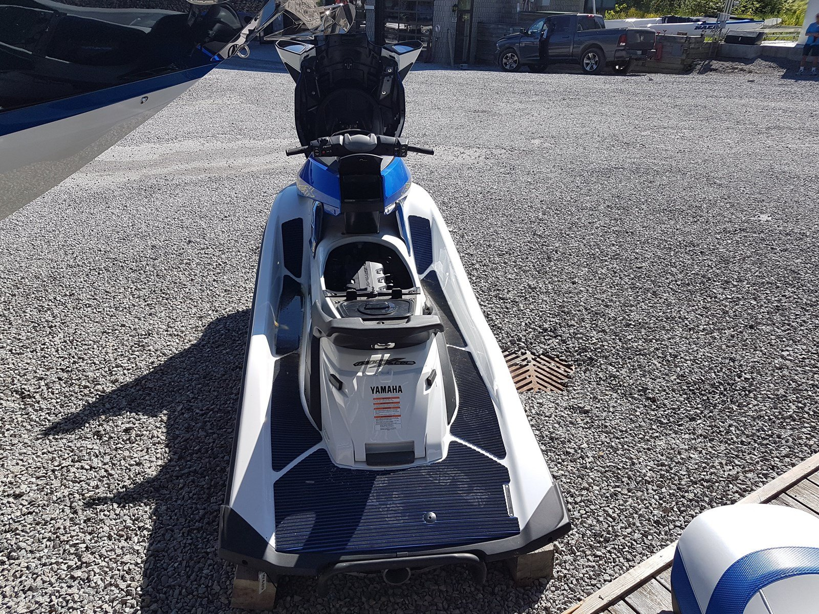 New 2018 Yamaha WaveRunner FX HO JET PUMP PROPULSION - RIDE TECHNOLOGY